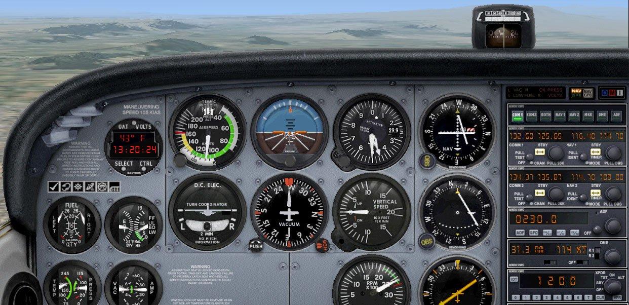 Flight Simulator Class