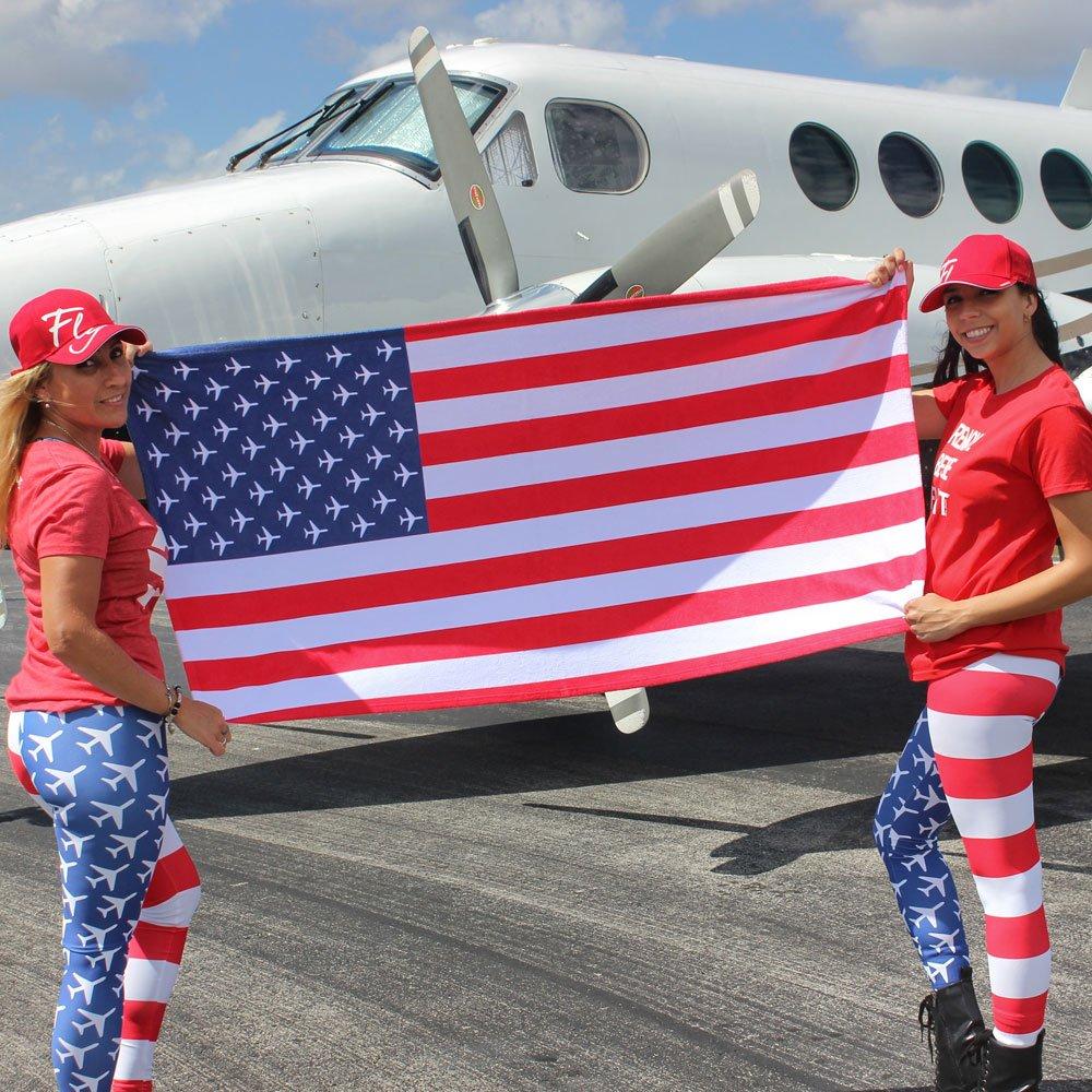 American Aviation Pride Towel King Air